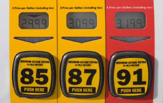 Rising Prices at the Pump