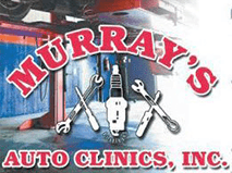 Auto Repair in Silver Spring - Murray's Auto Clinics Logo